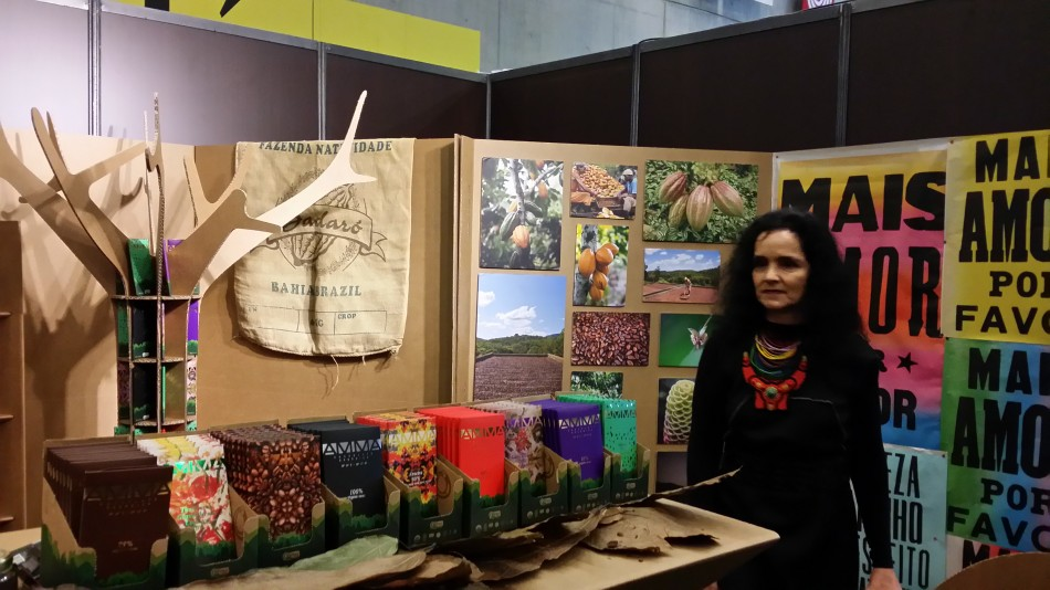 Salon du Chocolat 2016 à Paris - Amma -20161028