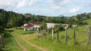 Fazenda Vera Cruz, Una (Bahia)