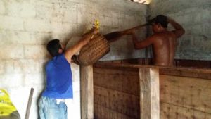 Fazenda Vera Cruz, Una (Bahia) - Fermentation