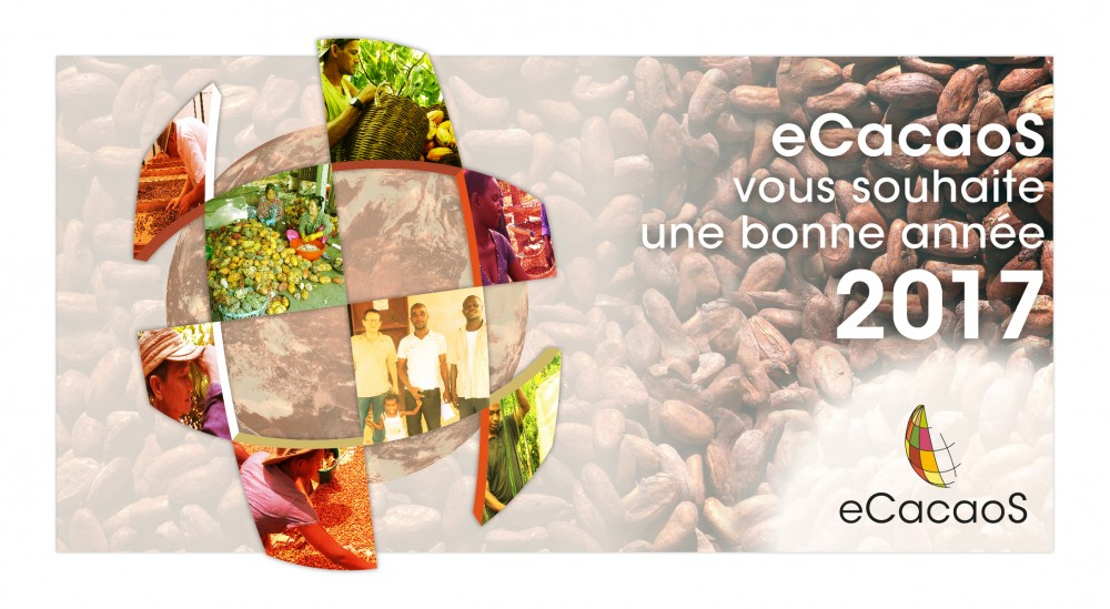 eCacaoS wishes you and yours a Happy, Healthy and Prosperous New Year!